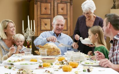 Help for the Holidays: 5 Steps for a Happier, More Relaxed Time!